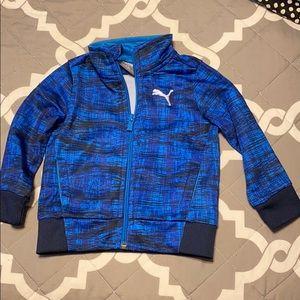 Baby boys Puma jacket